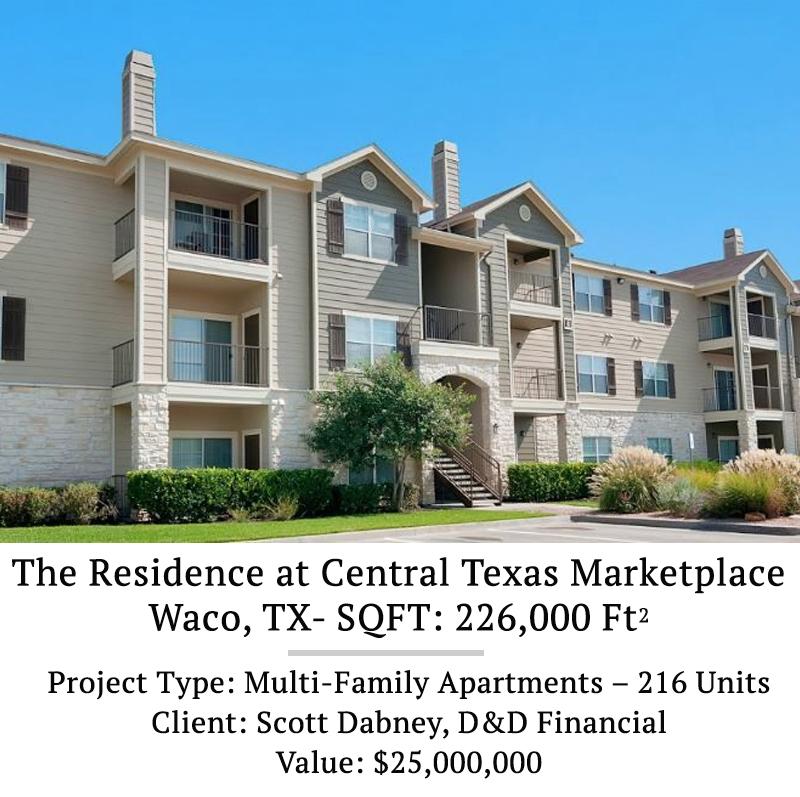 Desoto Town Center Apartments: QC7 Development Services